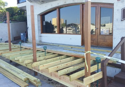 New Boater's Lounge Deck